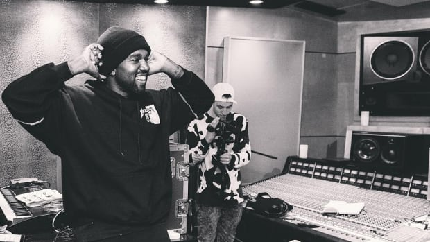 Kanye West, 2016