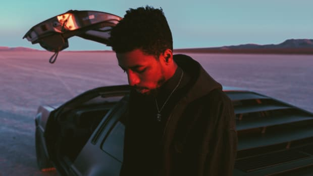 Rockie Fresh Interview, 2018