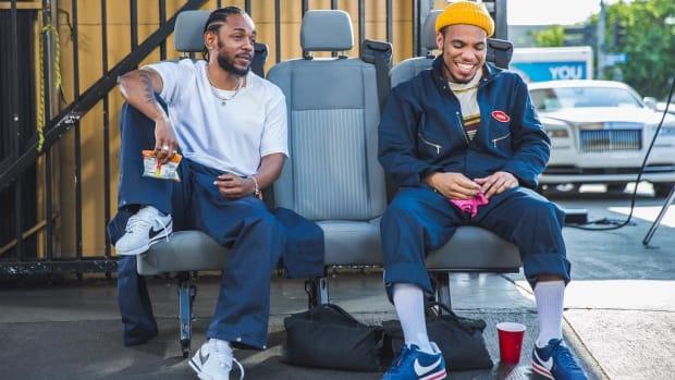 Anderson Paak, Kendrick Lamar, 2018