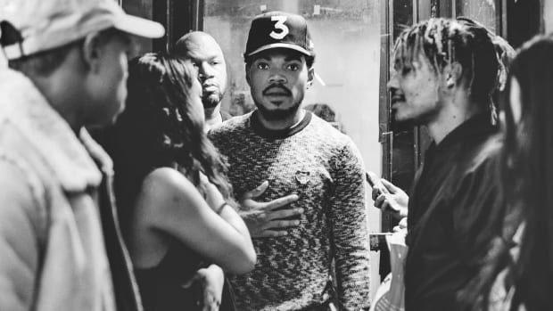 Chance The Rapper, 2016