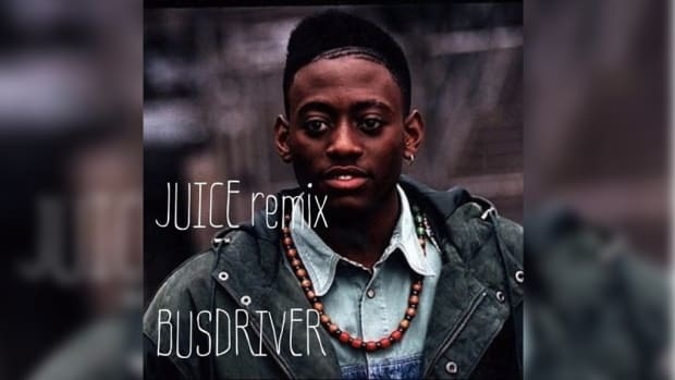 Busdriver - JUICE Cover