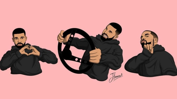 Drake illustration