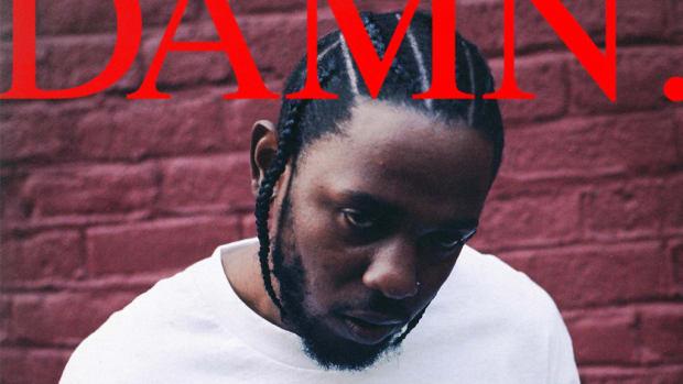 Kendrick Lamar DAMN. artwork
