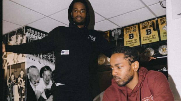 "TDE's Dave Free on Signing to TDE: ""You Got To Compete"""