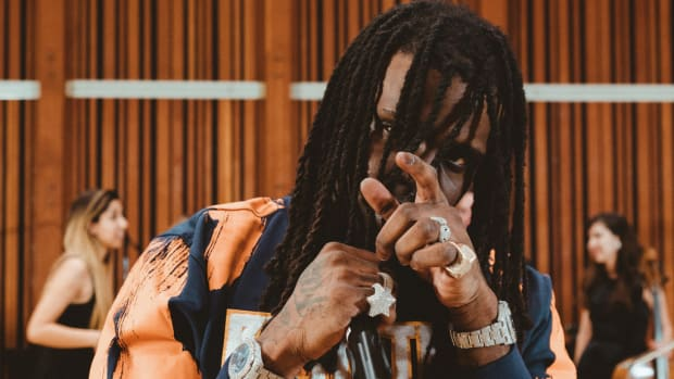 Holy Shit You Need to Hear Chief Keef's Drill Symphony