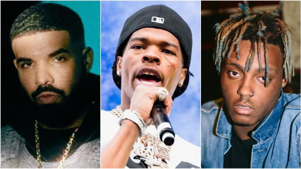 10 Most-Played Hip-Hop Songs on Spotify This Week
