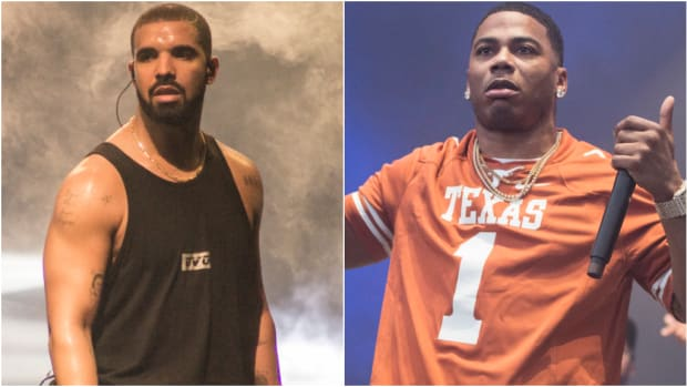 Peak Drake vs. Peak Nelly