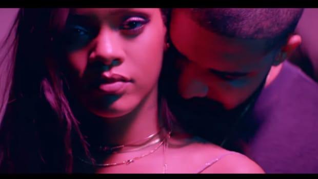 "Drake, Rihanna ""Work"""