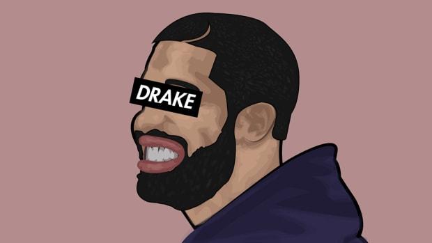 Drake artwork, 2017