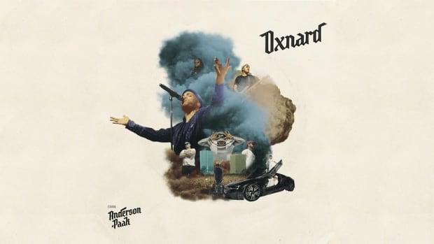 Anderson .Paak 'Oxnard' album review