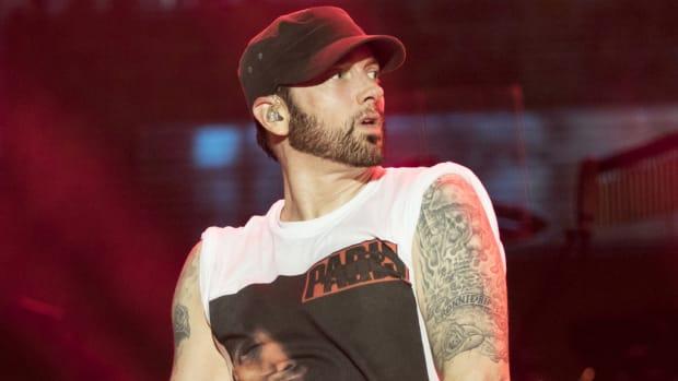 """Eminem's """"KILLSHOT"""" Beat Was Originally Made for Giggs"""