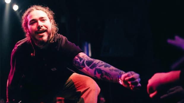 Post Malone Enters Pink Starburst Stage of His Career - DJBooth