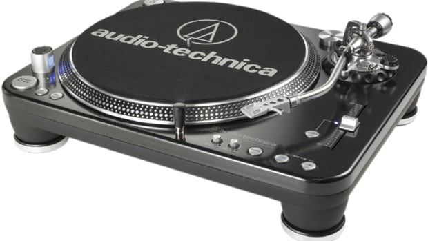 Audio Technica AT-LP120-USB Turntable Review - DJBooth