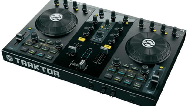 Traktor Kontrol S2 MK2 Digital DJ Controller Review - DJBooth