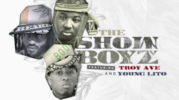 8211a27f438e Chase N. Cashe ft. Troy Avenue   Young Lito - The Show Boyz