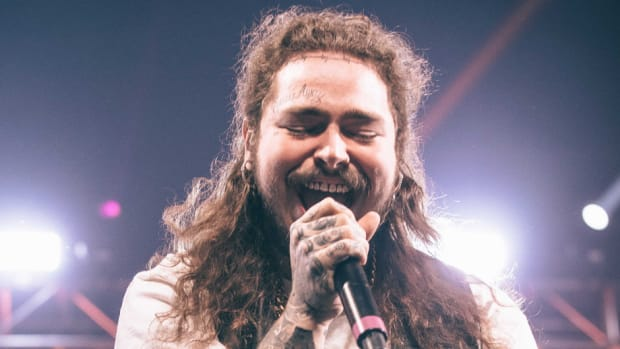 Post Malone's 'Stoney' is More Popular Than Eminem's