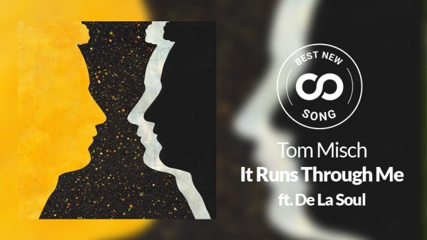 Tom Misch It Runs Through Me De La Soul