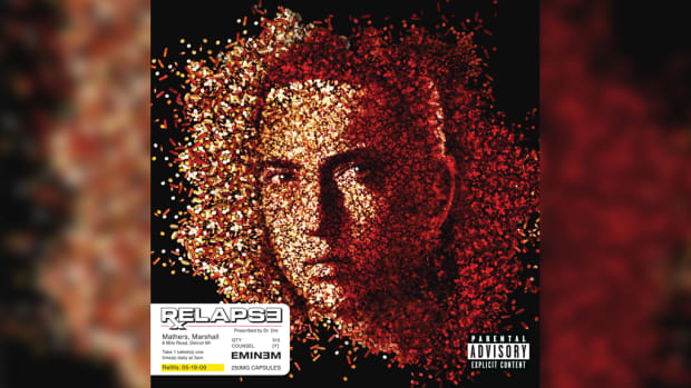 Eminem Relapse, ranking most disgusting songs