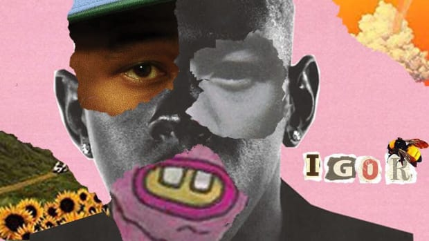 Tyler, The Creator, IGOR, alternative album art