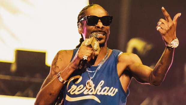 Snoop Dogg at Something In The Water, 2019