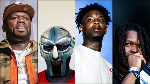 Archetypes of Rap Villainy: From 50 Cent and MF DOOM to 21 Savage and Young Nudy