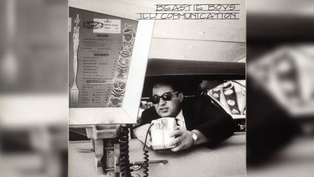 Beastie Boys, Ill Communication, artwork