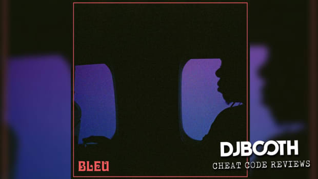 Dave B 'BLEU' Cheat Code Album Review