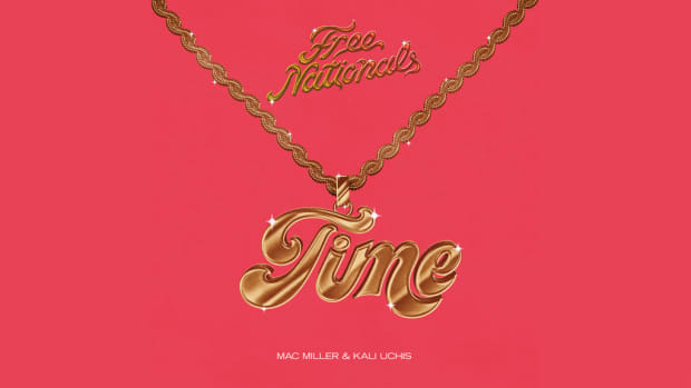 "Free Nationals ""Time"" single, 2019"