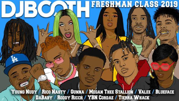 DJBooth 2019 Freshman Class, XXL