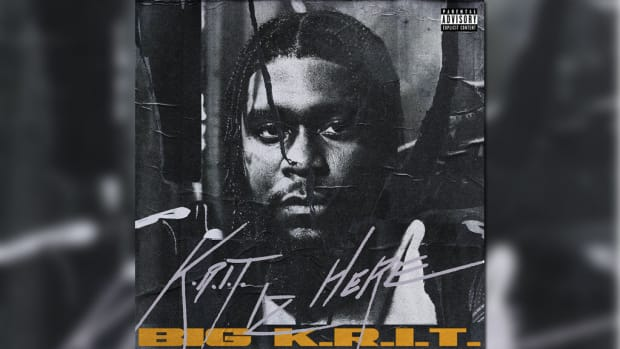 Big KRIT, KRIT IZ HERE, album review, 2019
