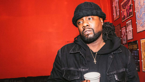 Wale Interview, 2019