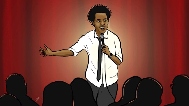 The Surprising Parallels Between Rap & Comedy