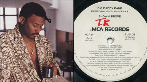 "Get on the Mic: The Legendary Story of Big Daddy Kane's ""Show & Prove"""