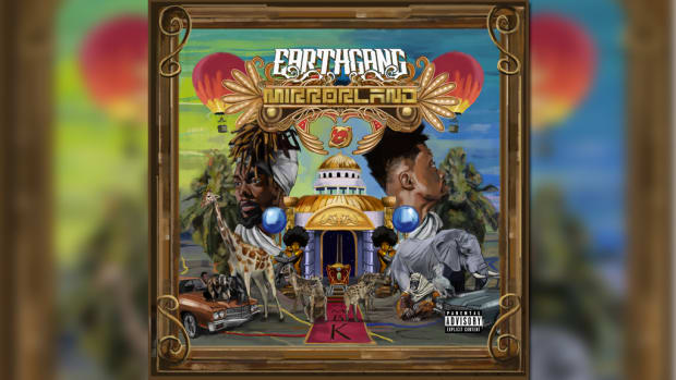 EarthGang MIRRORLAND album review