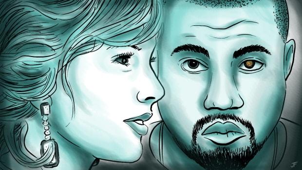If Kanye Never Interrupted Taylor Swift