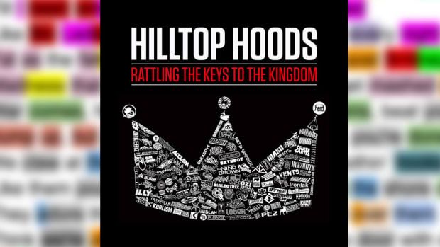 "Hilltop Hood's Rhyme Scheme on ""Rattling The Keys To The Kingdom"""