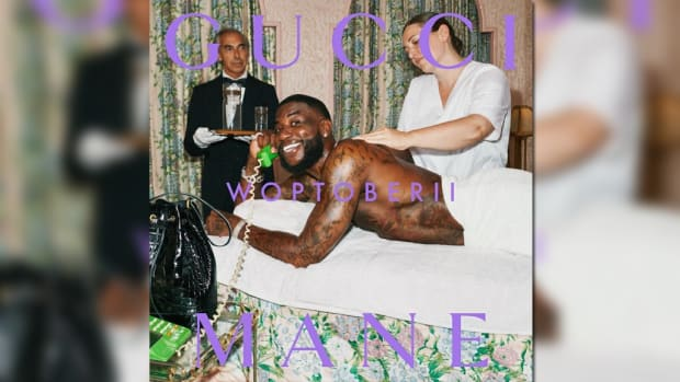Gucci Mane Woptober 2, 2019