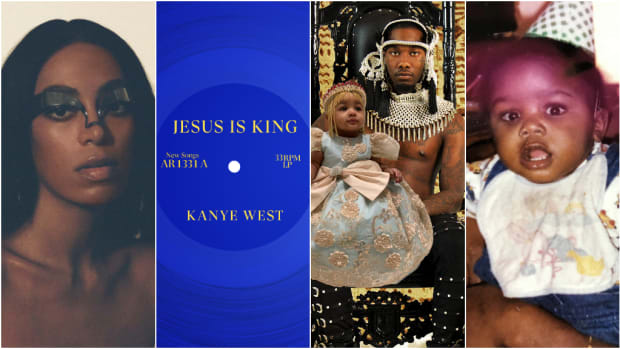 Solange, Kanye West, Offset, DaBaby, 2019