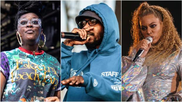 Tierra Whack, Kendrick Lamar, Beyonce