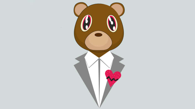 Kanye West, '808s & Heartbreak'