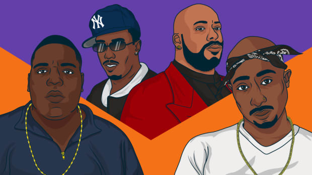 20 Best Years in Hip-Hop History, 2Pac, Biggie, Diddy