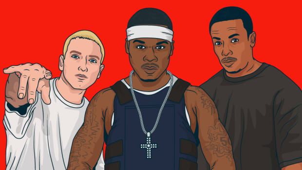 20 Best Years in Hip-Hop History, Eminem, 50 Cent and Dr. Dre
