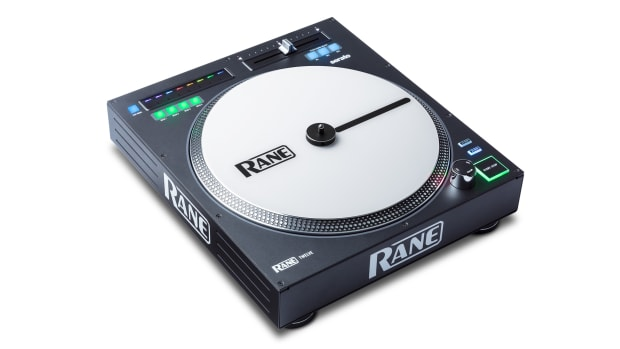 Review: RANE TWELVE Turntable Controller