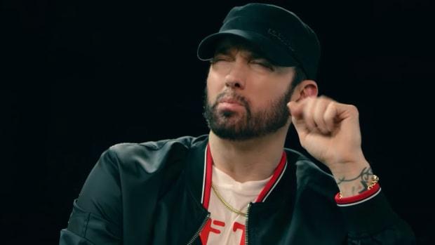 Eminem's 'Relapse' Album Convinced Wifisfuneral to Rap