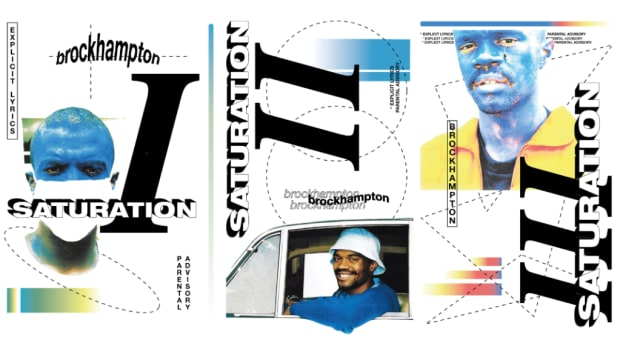BROCKHAMPTON's 'Saturation' Trilogy Was Originally Conceived as a Single Album