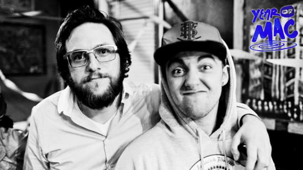 YearOfMac: Rostrum's Benjy Grinburg Remembers Mac Miller