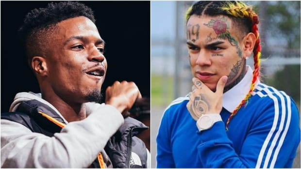 "Pi'erre Bourne on 6ix9ine Using His Beat for ""Gummo"": ""Some Bullshit"""