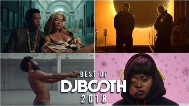 Best Music Videos, 2018