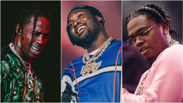 10 Most Played Hip-Hop Songs on Spotify This Week