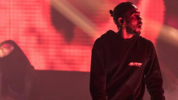 Kendrick Lamar, 2017